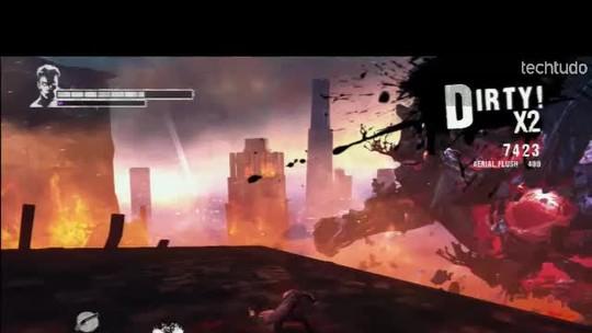 Detonado de DmC Devil May Cry: veja como zerar a nova aventura de Dante