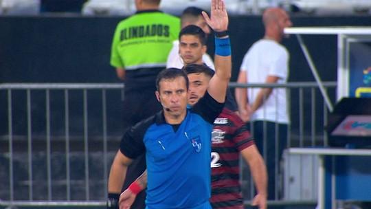 Central do Apito: PC de Oliveira discorda de anulação de gol de Bruno Henrique, do Flamengo