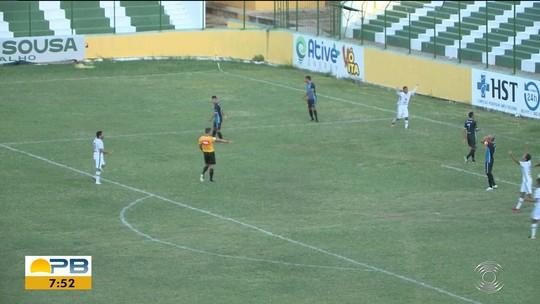 Roberto Carlos valoriza situação do Sousa e confia na classificação às semifinais do Paraibano