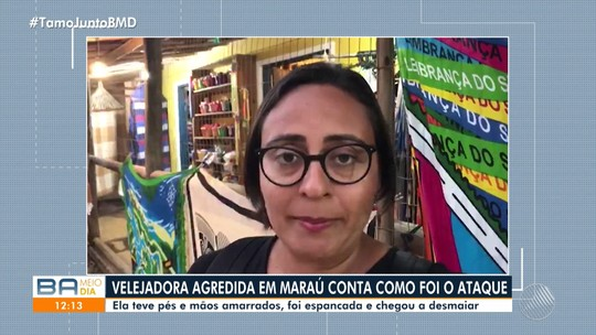Velejadora é agredida durante assalto em Maraú, na BA; vítima relata crime nas redes sociais
