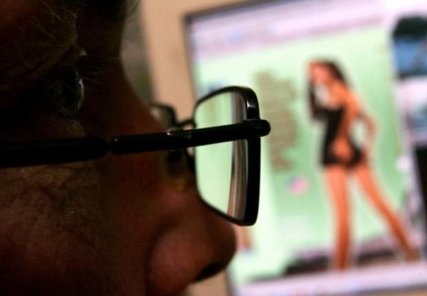 Pornografia online ; pornografia na internet ;  (Foto: Reprodução/Facebook)