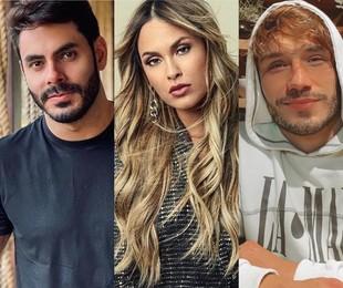 Rodolffo, Sarah e Lucas Viana   Reprodução/ Instagram