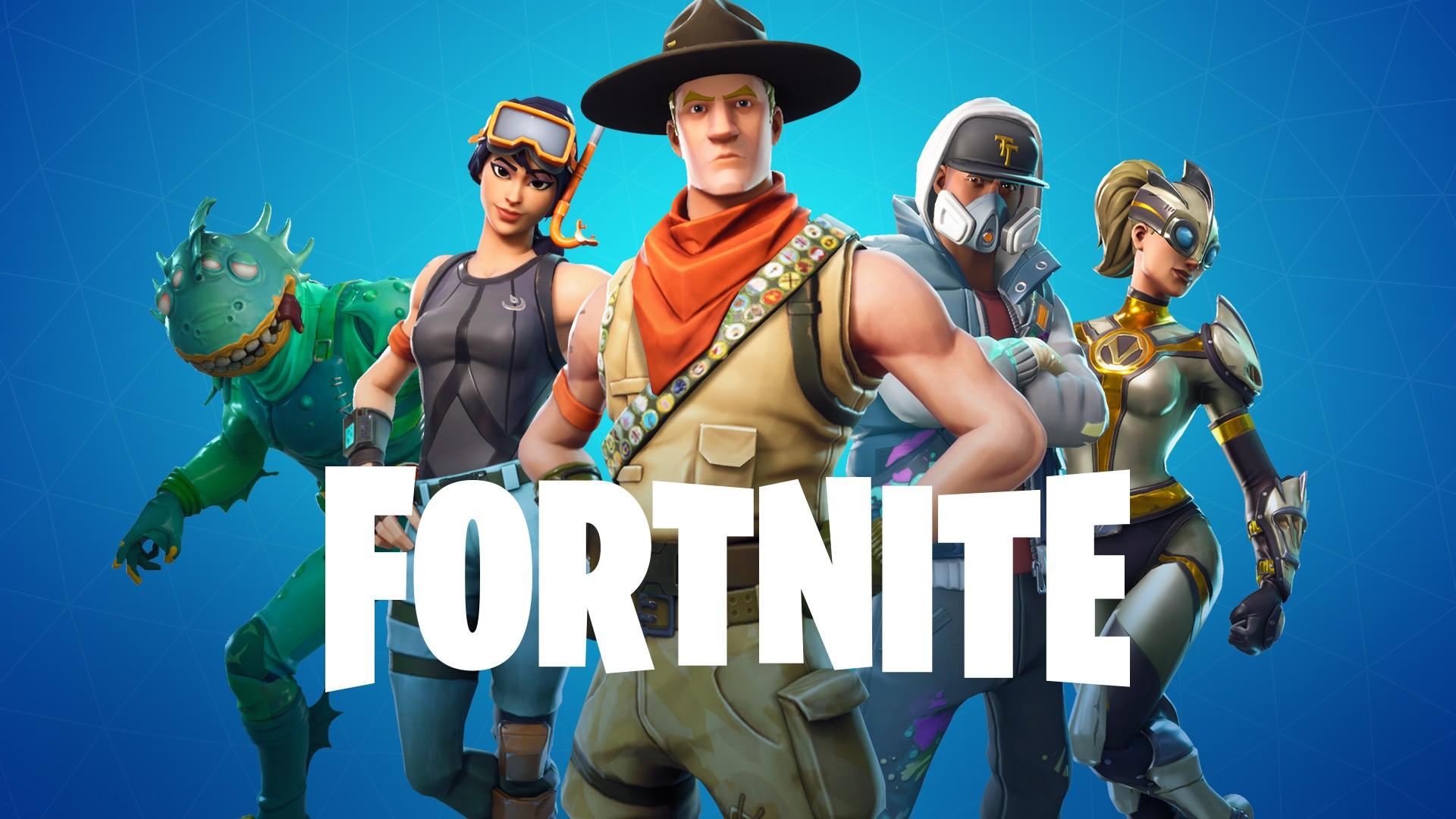O game 'Fortnite' foi um dos termos mais procurados no Pornhub (Foto: Divulgação)