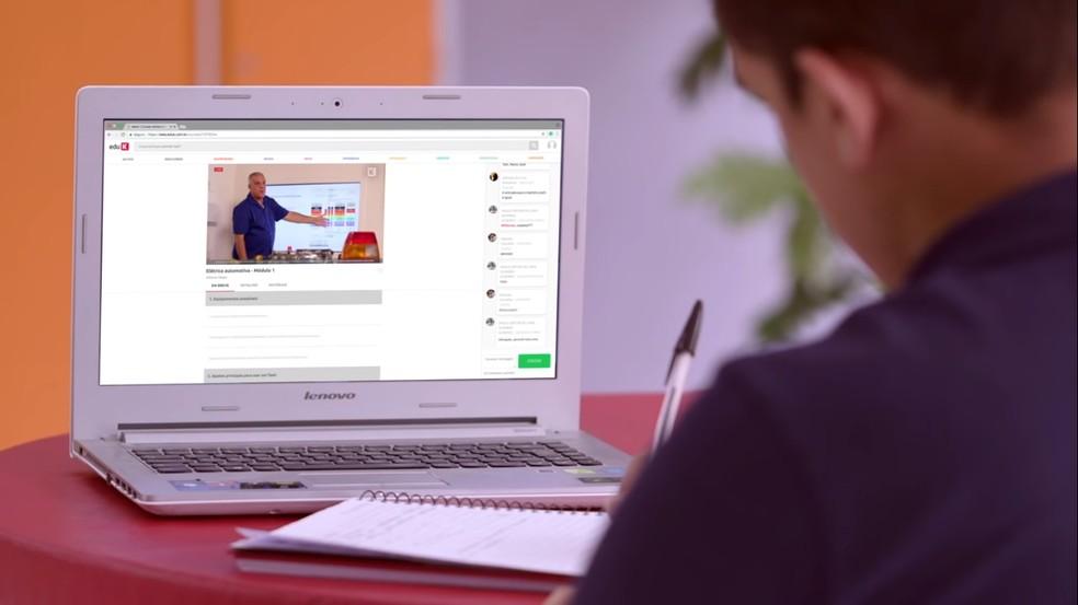 Eduk Veja Como Funciona E Qual E O Preco Do Site De Cursos Online Educacao Techtudo