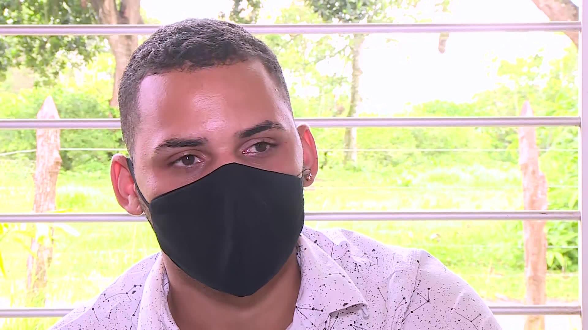 'Foi desespero porque não me pagaram, estava com as coisas faltando em casa', diz homem filmado danificando hospital