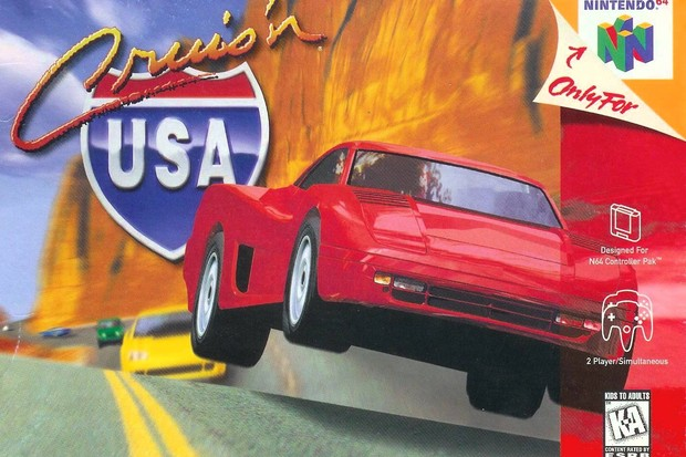 Cruis'n USA  (Foto: Reprodução/Nintendo)
