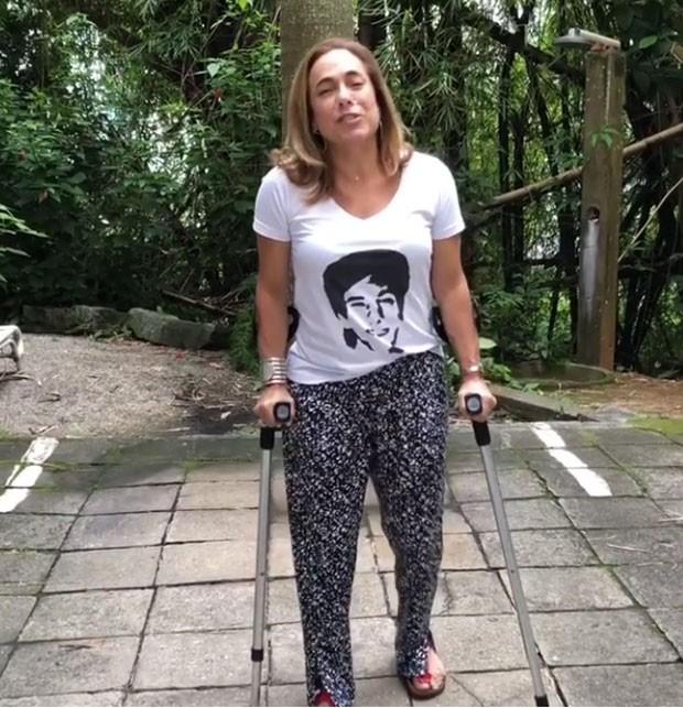 Cissa Guimarães (Foto: Reprodução Instagram)