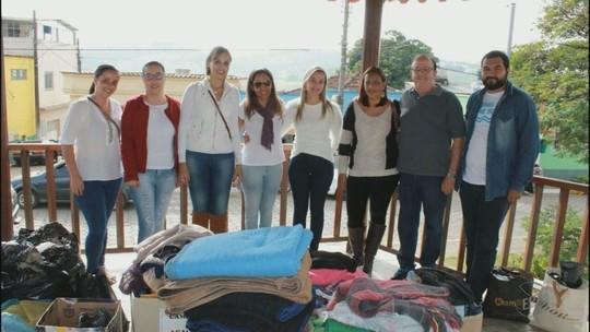 Campanha do Agasalho arrecada roupas e cobertores em 31 cidades