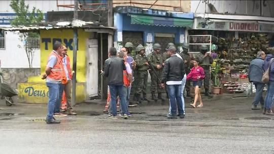 Operação policial deixa mais de 22 mil alunos sem aulas no Rio