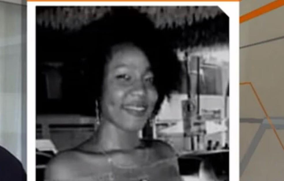 Alana Marques desapareceu na terça-feira (19), quando saiu para comprar produtos para o aniversário — Foto: Reprodução / TV Bahia
