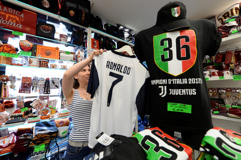 Juventus pagará 100 milhões de euros ao Real Madrid (Foto: Massimo Pinca/Reuters)