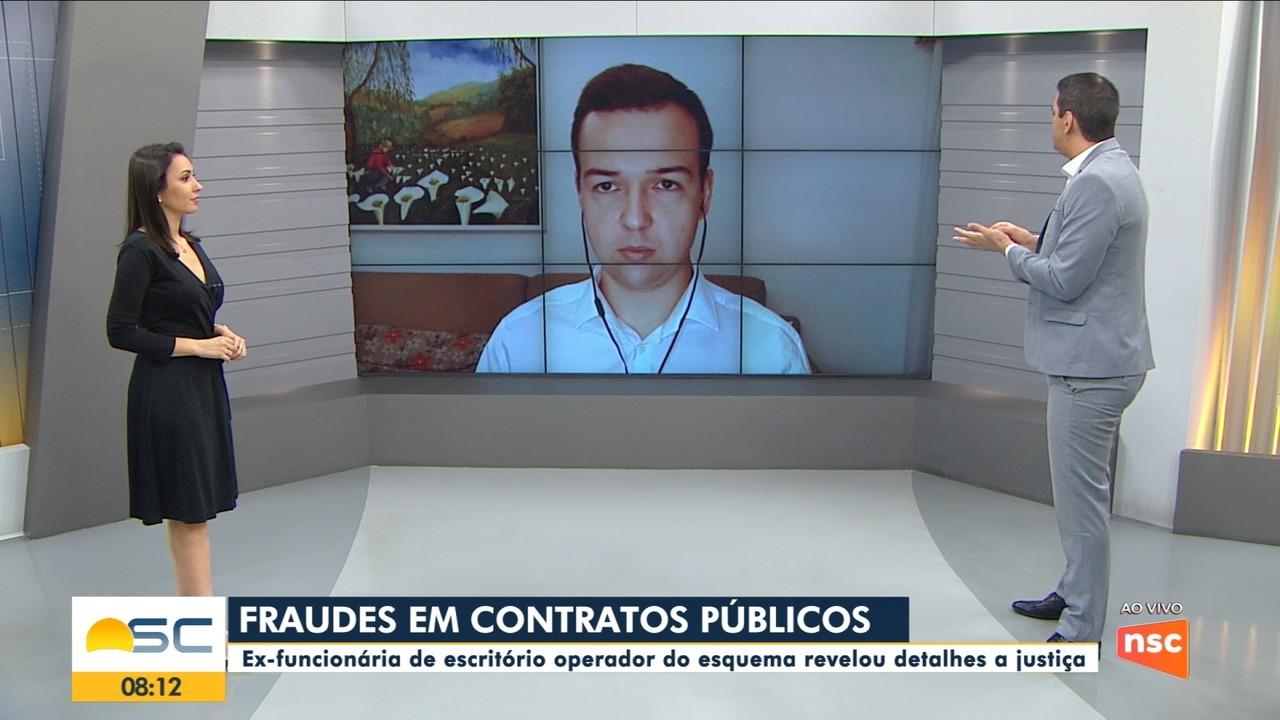 Ânderson Silva fala sobre fraudes em contratos públicos