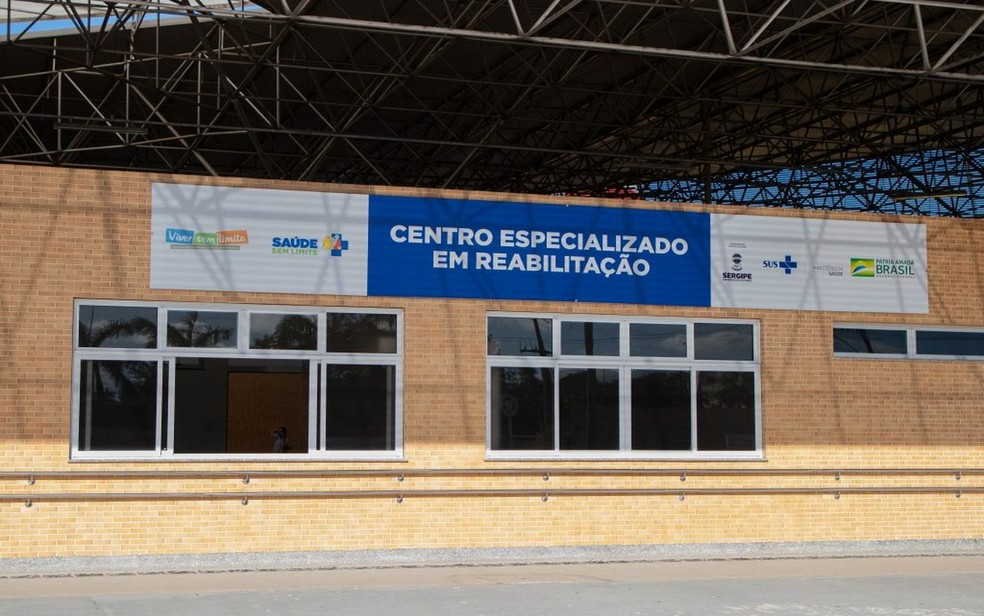 Centro Especializado em Reabilitação José Leonel Ferreira Aquino — Foto: Divulgação/SES