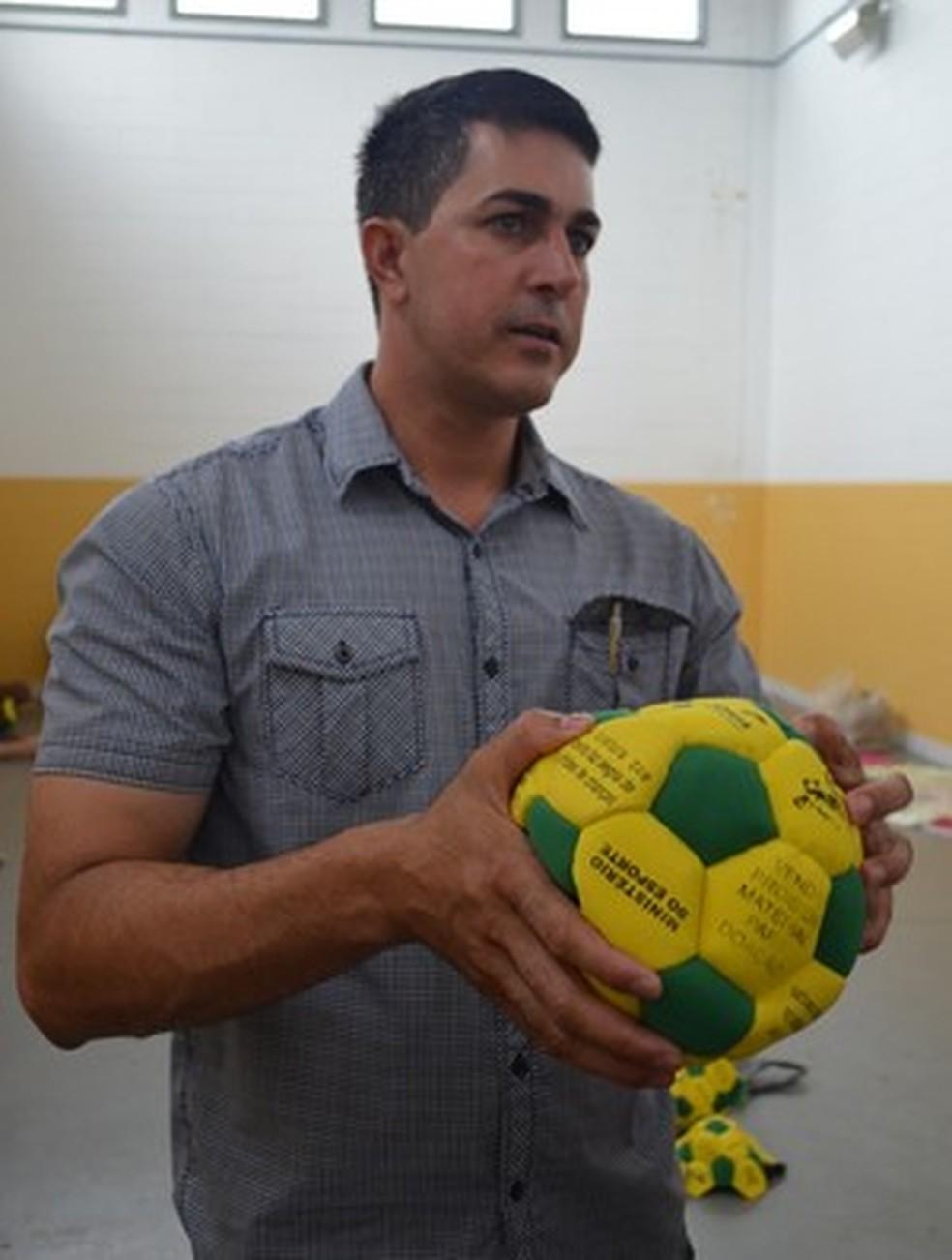 Juraci Duarte executou projetos de ressocialização para presos — Foto: Jônatas Boni/Arquivo/G1