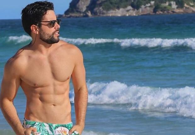 Pedro Carvalho (Foto: Reprodução/Instagram)