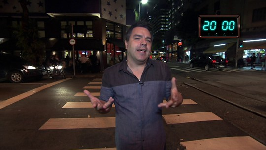 Expedição Urbana mostra a São Paulo que funciona durante as 24h do dia