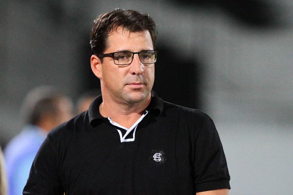 Marcelo Martelotte é o novo técnico do Santa (Foto: Adelson Costa / Pernambuco Press)