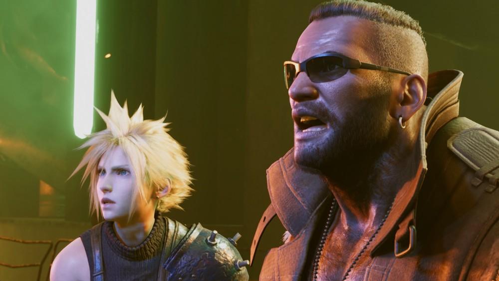 Final Fantasy VII Remake (Foto: Divulgação)