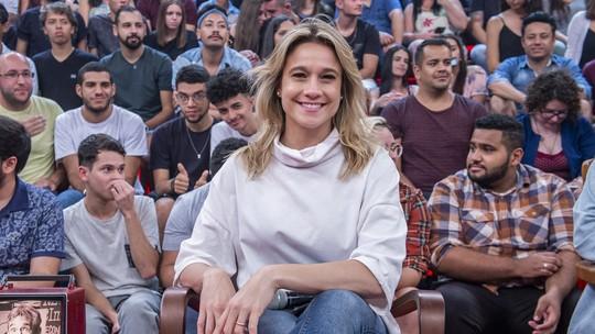 Fernanda Gentil está ansiosa para a estreia do 'Se Joga' e diz: 'Ter plateia e não falar de esporte é inédito'