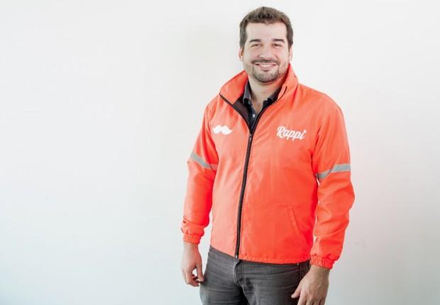 Bruno Nardon, CEO da Rappi no Brasil (Foto: Divulgação)