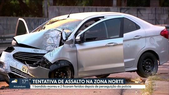 Tentativa de assalto a motorista de app tem perseguição, tiroteio e morte na Zona Norte de SP