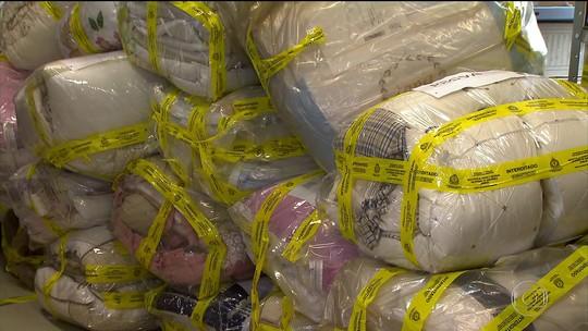 Blitz em artigos para bebês em SP reprova 80% dos kits para berços