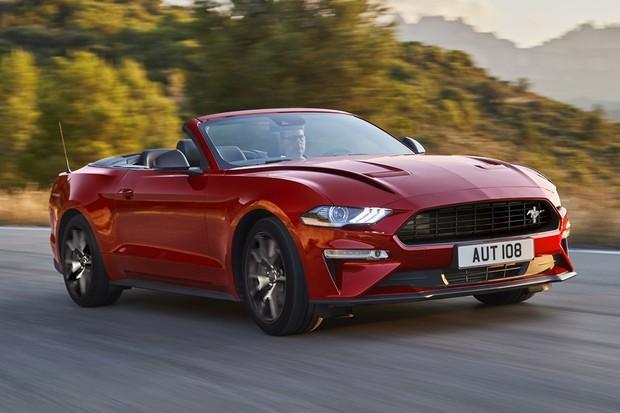 Ford Mustang55 (Foto: Divulgação)