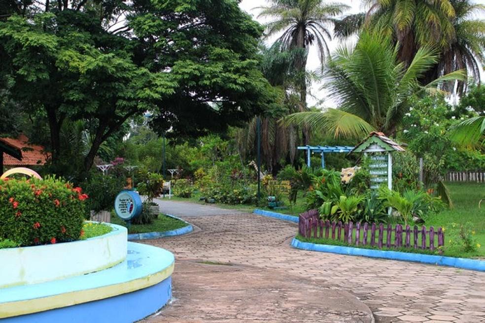Parque da Cidade em Santarém (Foto: Agência Santarém/Divulgação)