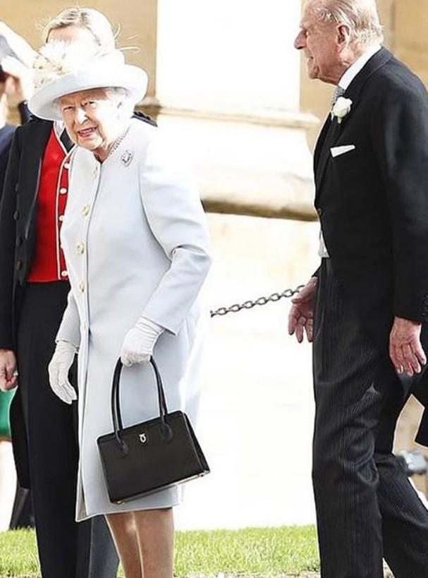 Looks dos convidados para o casamento da princesa Eugenie (Foto: Getty Images )