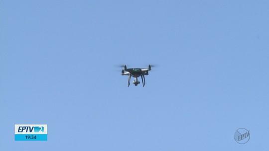 Rio Claro usa dois drones para monitorar meio ambiente, segurança e outras áreas
