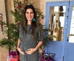 Andreia Sadi está grávida de dois meninos, Pedro e João | Reprodução