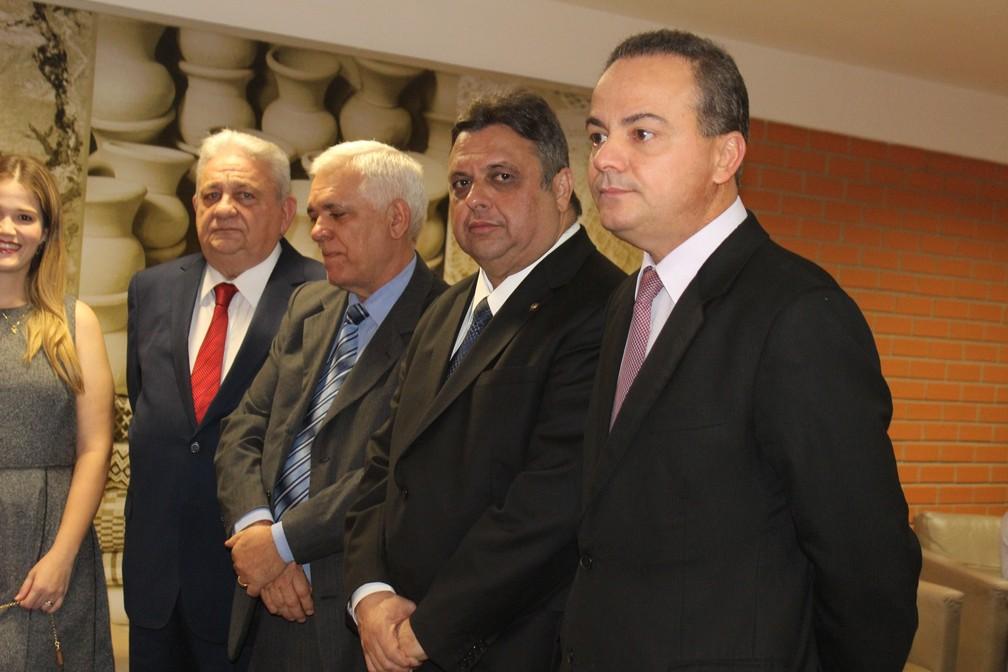 TV Clube é homenageada pelos seus 45 anos durante sessão solene na Alepi (Foto: Gilcilene Araújo/G1)