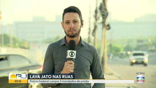 Agentes da Lava Jato cumprem mandatos de prisão contra rede de doleiros