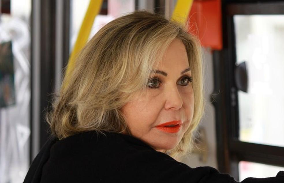 A atriz Pepita Rodrigues (Foto: Divulgação/RPC TV)