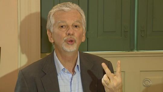 Fortunati afirma que não conseguirá pagar o 13º de funcionários públicos