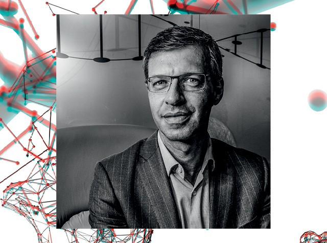 """""""Para promover a saúde, é preciso investir em inovação"""", diz o médico Sidney Klajner, presidente do hospital  (Foto: Arthur Nobre)"""