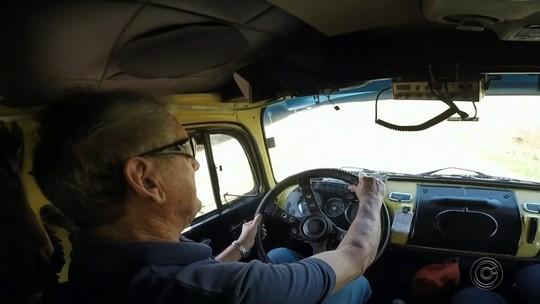 No dia do caminhoneiro, conheça a história de dedicação de um deles