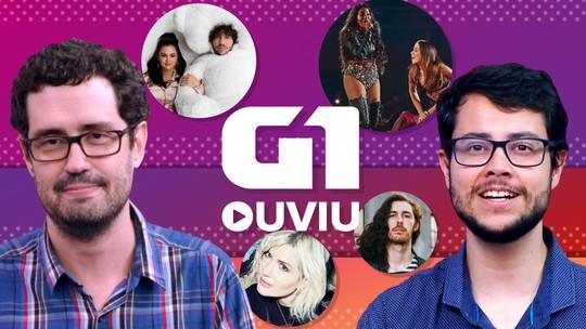 Anitta e Ludmilla, Selena Gomez, Hozier e Dido: G1 Ouviu está dividido entre festa e suavidade