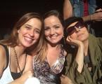 Paloma Duarte, Tatyane Goulart e Betty Lago  | Divulgação