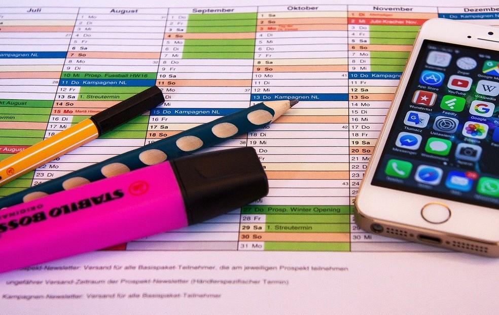 Planejamento é essencial nos negócios e no marketing digital — Foto: Pexel
