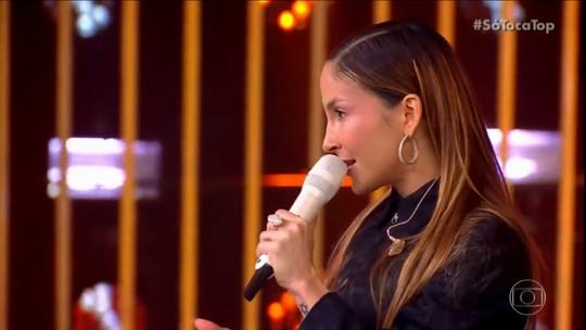 Claudia Leitte relembra estreia da carreira solo há 10 anos: 'Um passo muito importante que dei na vida'