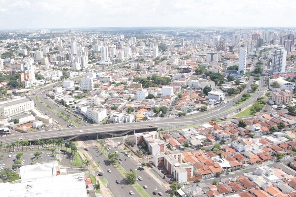 Pesquisa apontou que taxa de crescimento do setor imobiliário é de 3,1% ao ano em Uberlândia (Foto: Prefeitura de Uberlândia/Divulgação)