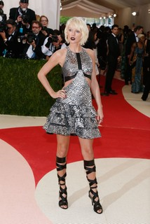 Taylor Swift no Met Gala de 2016