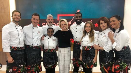 'Super Chef Celebridades 2018': veja como foi a estreia do reality