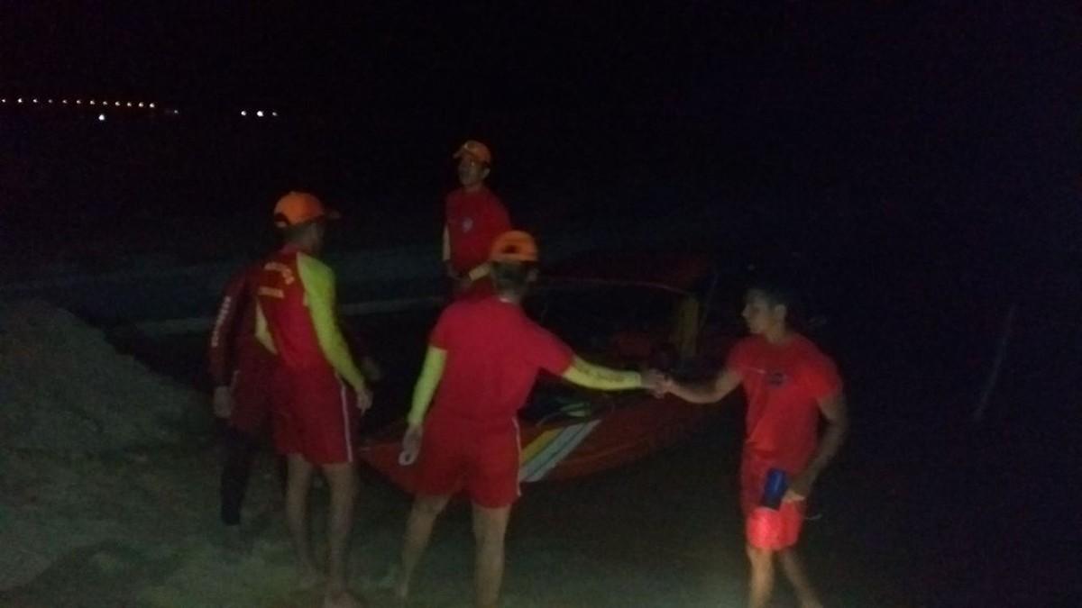 Três que sumiram após naufrágio de barco em Boa Vista continuam desaparecidos