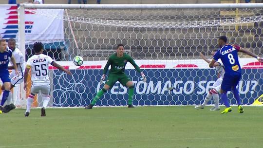 Paraná x Vitória - Campeonato Brasileiro 2018 - globoesporte.com