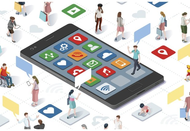 Influência das redes sociais no posicionamento político é um campo novo e intrigante de estudos para a ciência (Foto: Getty Images via BBC)