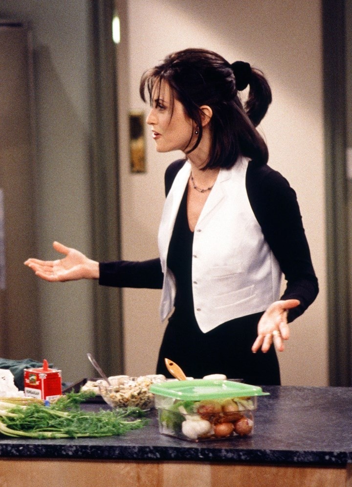 Monica Geller (Foto: Getty)