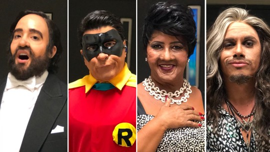 'Show dos Famosos': internautas escolhem performances favoritas do Grupo 2