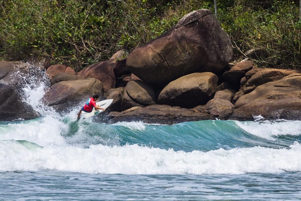Circuito Universitário de Surf está na 20ª edição — Foto: Reprodução/IbraSurf